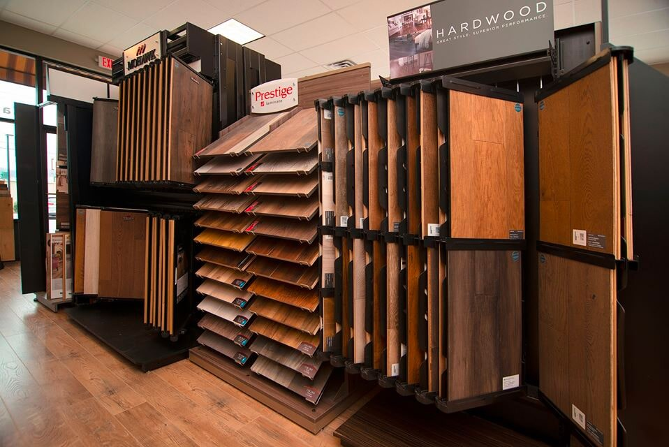 Hardwood from the top brands in the industry for your Columbia, TN home