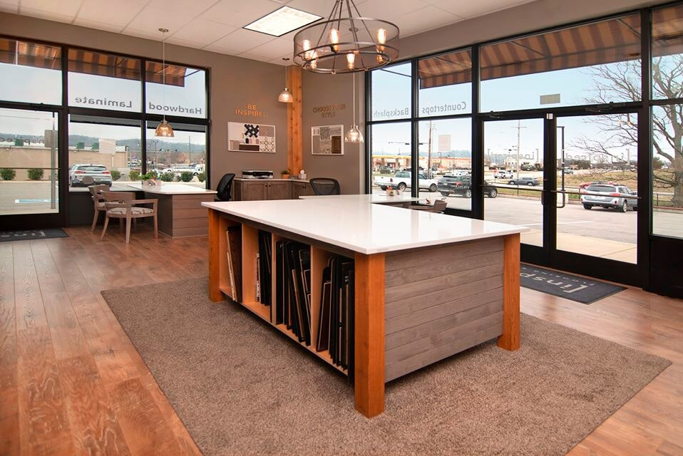 Meet here with our flooring professionals at Inspired Flooring & Design in Spring Hill, TN