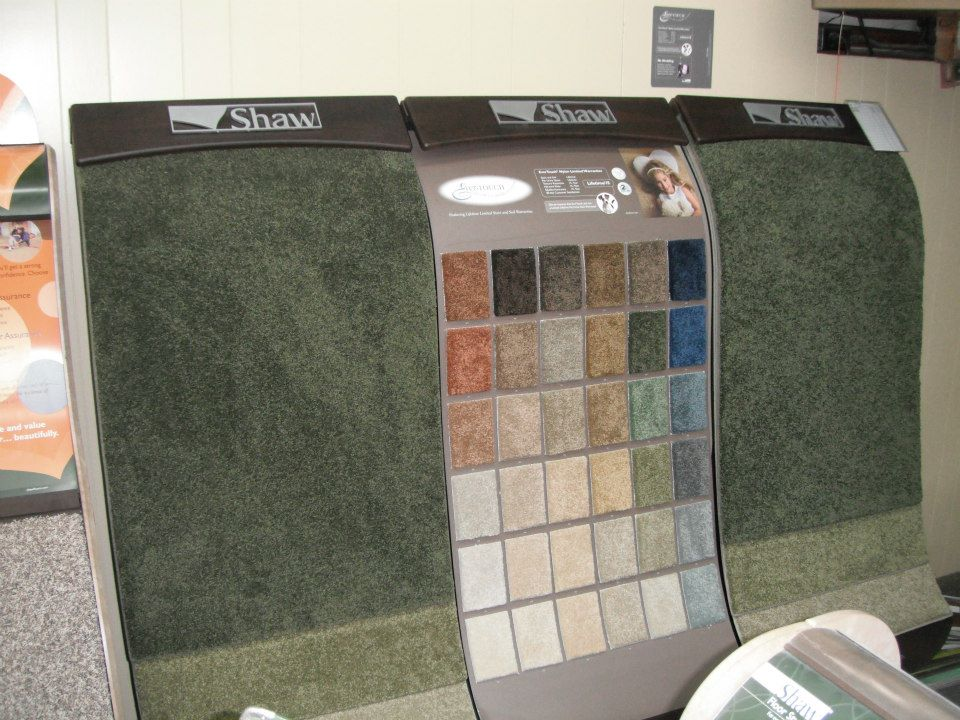 Shaw carpet in natural colors for your Woodbury, TN flooring project