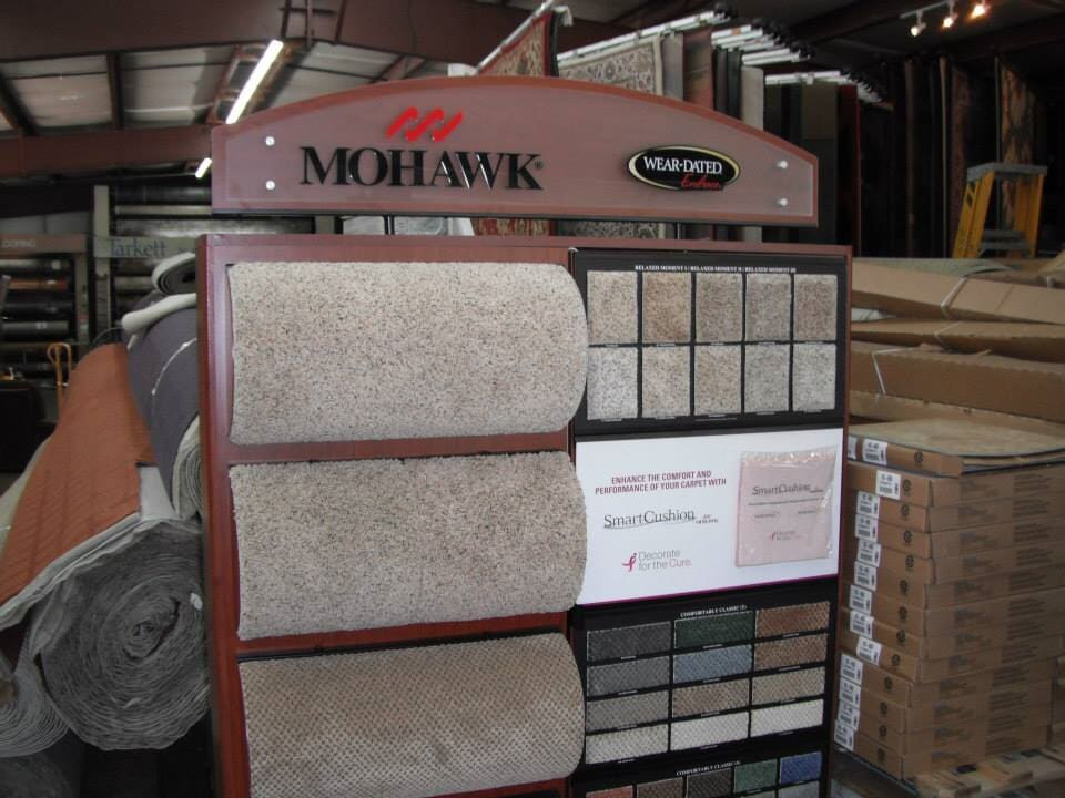 Mohawk carpet for your Dekalb County, TN home from L&M Floors