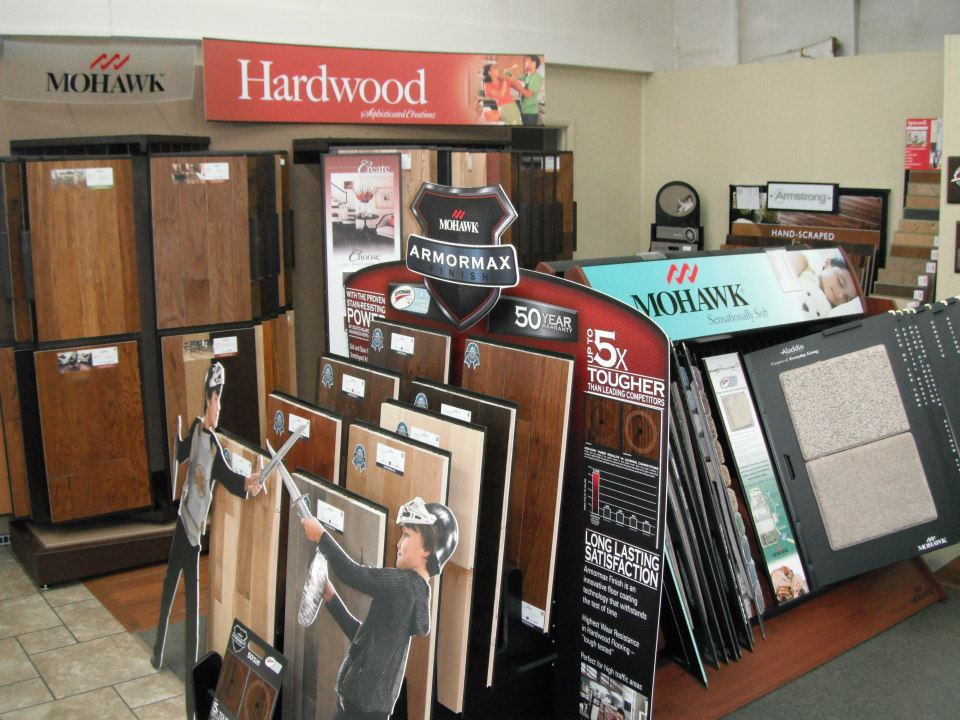 Mohawk flooring products for your Smithville, TN home from L&M Floors