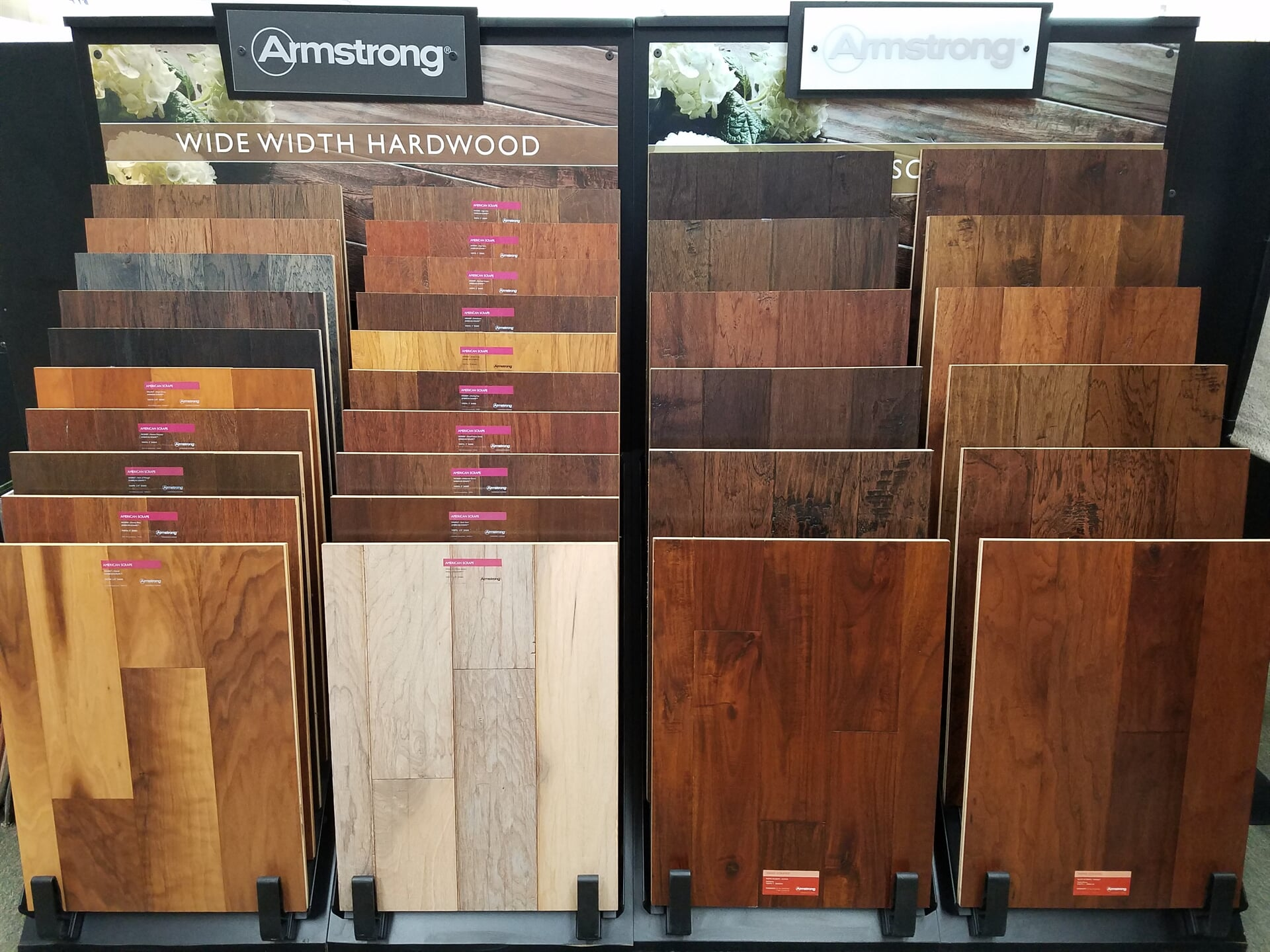 Armstrong hardwood flooring for your McMinnville, TN home from L&M Floors