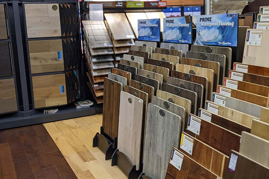 Prime Waterproof flooring in Upland, CA from Perry's Complete Floor