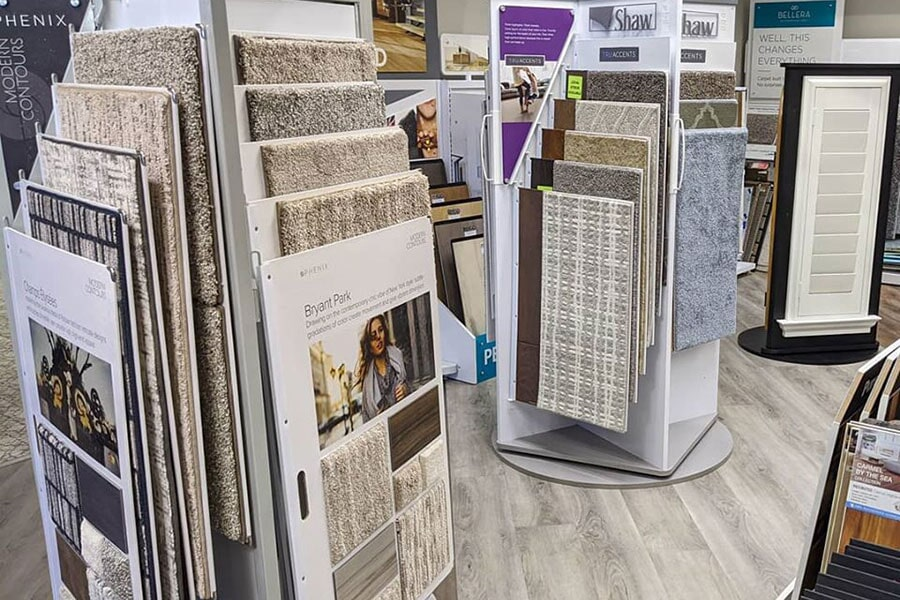 Carpet options for your Fontana, CA home from Perry's Complete Floor