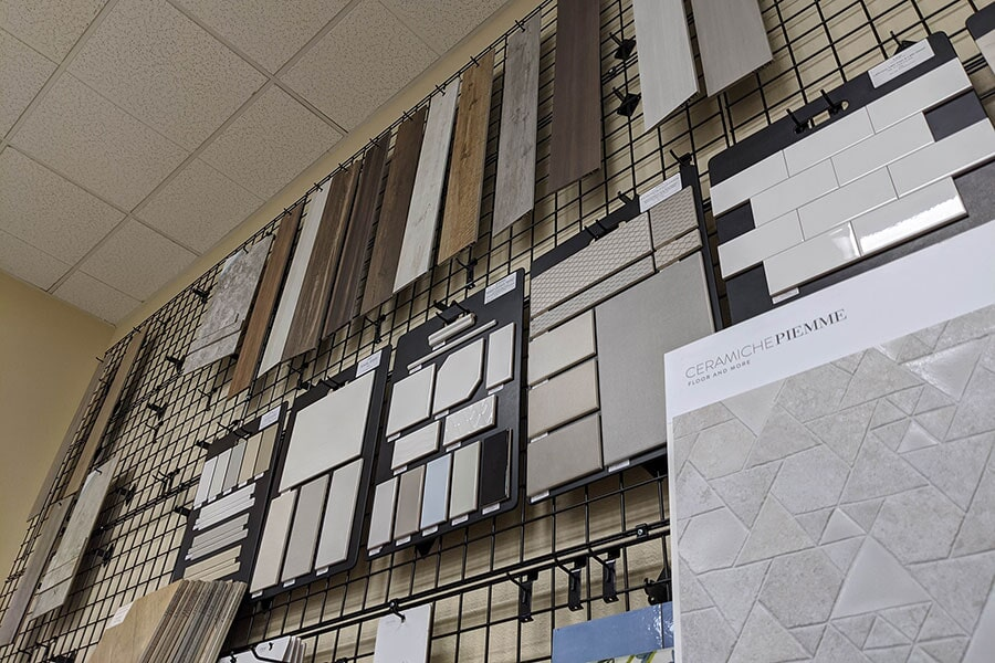 Tile for your Ontario, CA accent wall from Perry's Complete Floor