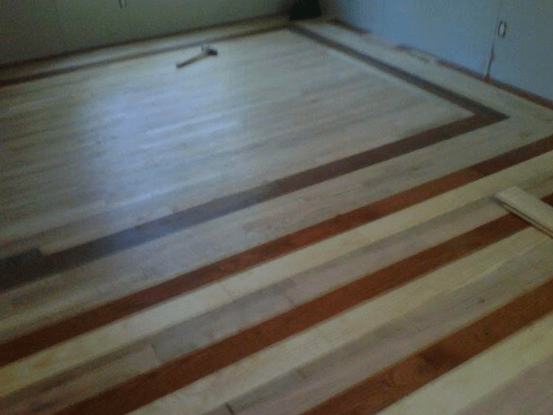 Luxury vinyl from Professional Installed Floors in Canton, GA