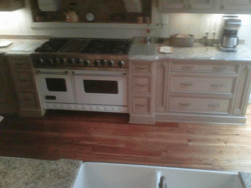 Hardwood from Professional Installed Floors in Dawsonville, GA