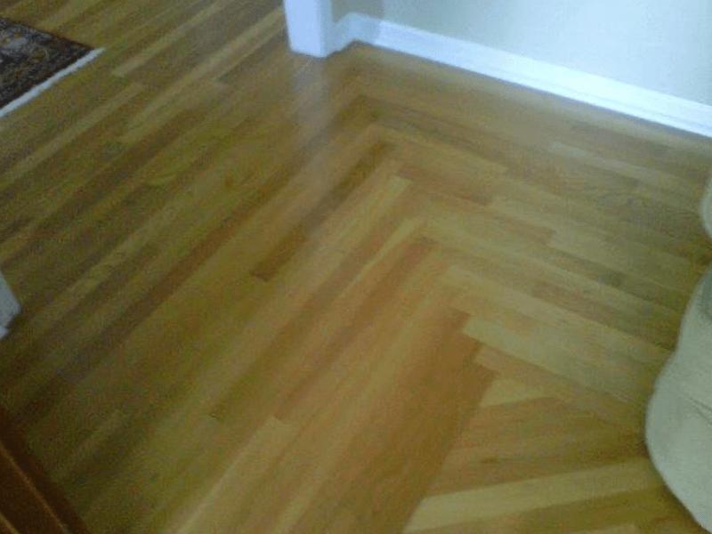 Vinyl plank from Professional Installed Floors in Jasper, GA