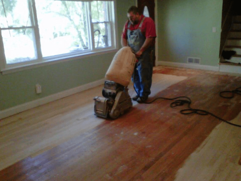 Hardwood from Professional Installed Floors in Marble Hill, GA