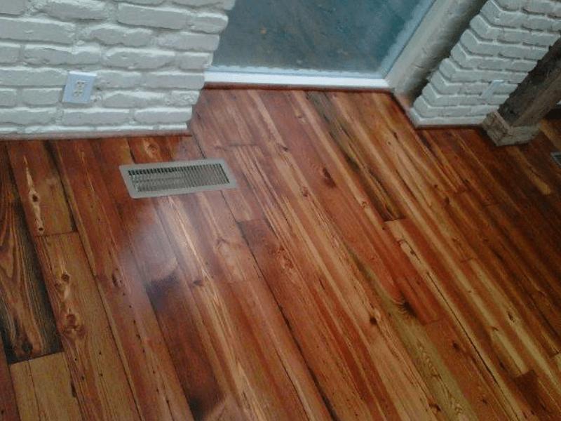 Hardwood from Professional Installed Floors in Waleska, GA