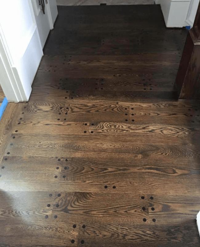 Luxury vinyl flooring from Professional Installed Floors in Ellijay, GA