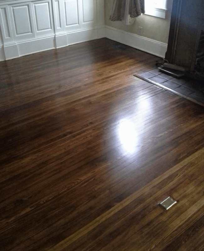 Vinyl planks from Professional Installed Floors in Ball Ground, GA