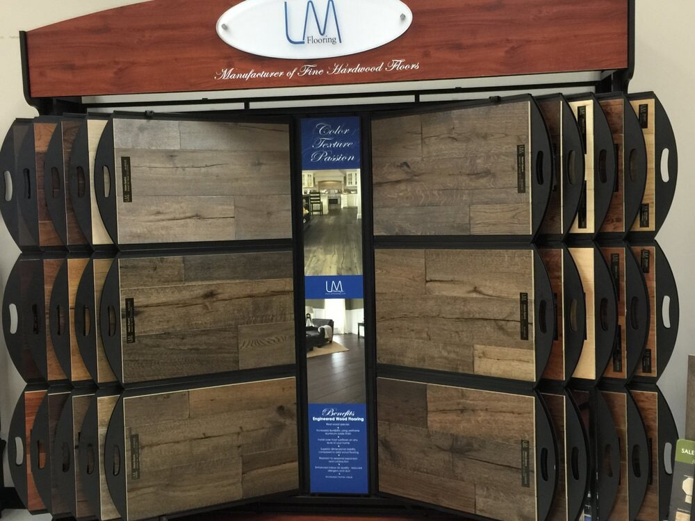 Hardwood from The Wholesale Flooring in Myrtle Beach, SC