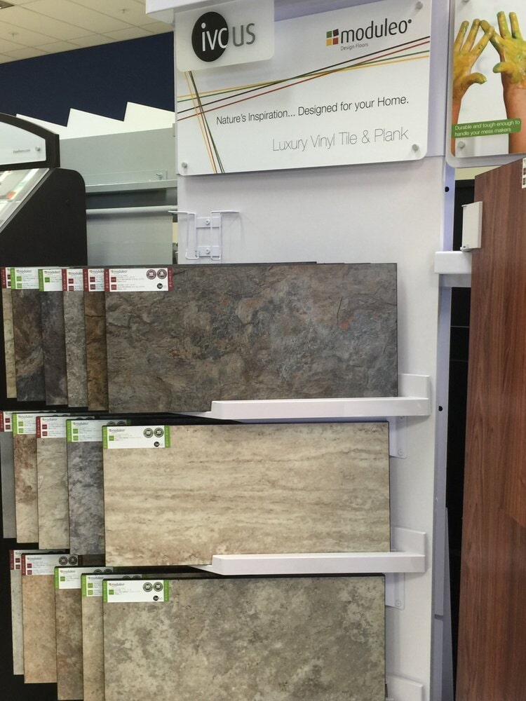 Luxury vinyl from The Wholesale Flooring in Myrtle Beach, SC