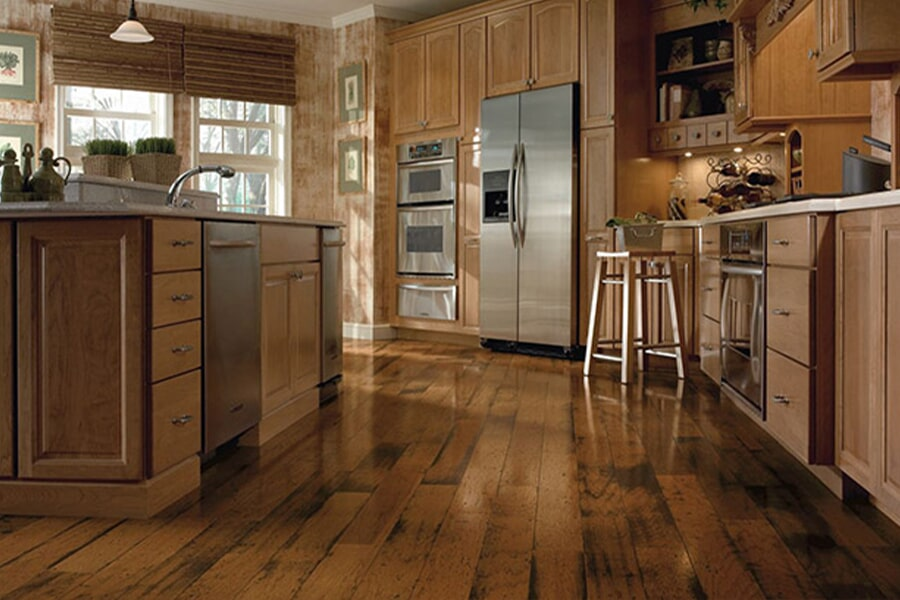 Durable wood floors in McMinnville, TN from L&M Floors