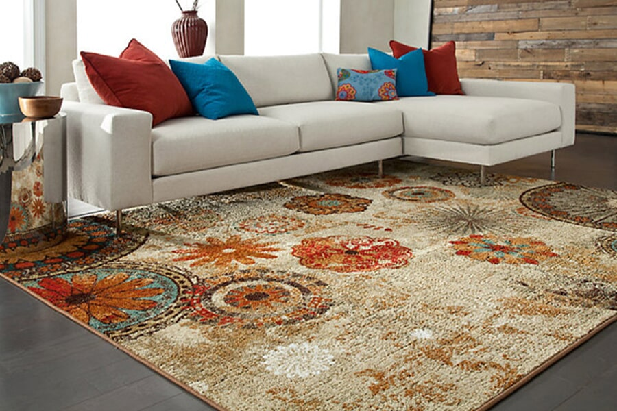 The McMinnville, TN area's best area rug store is L&M Floors
