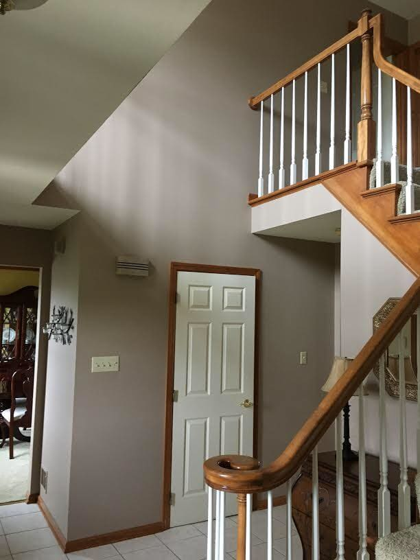Interior painting from D.L Richie Paint n' Decorating Center in Bethel Park, PA