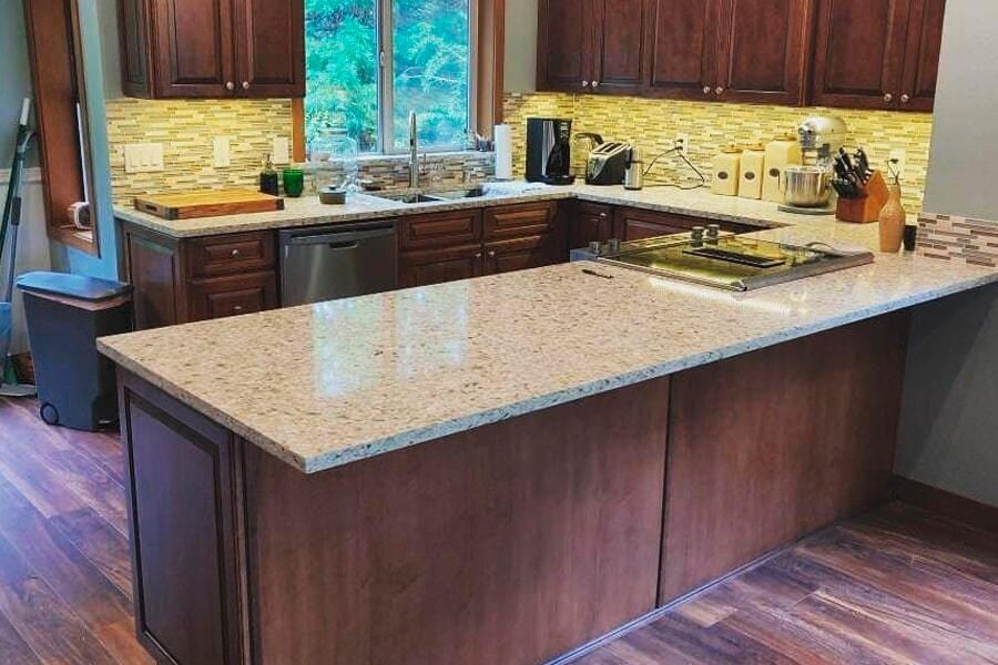 Countertops from Morris Floors & Interiors in Ferndale, WA