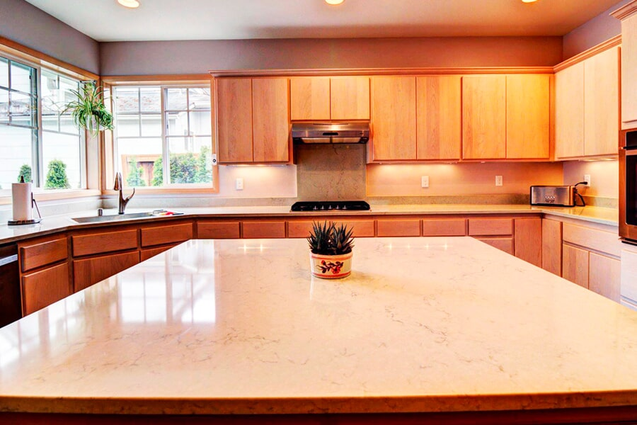 Countertops from Morris Floors & Interiors in Laurel, WA