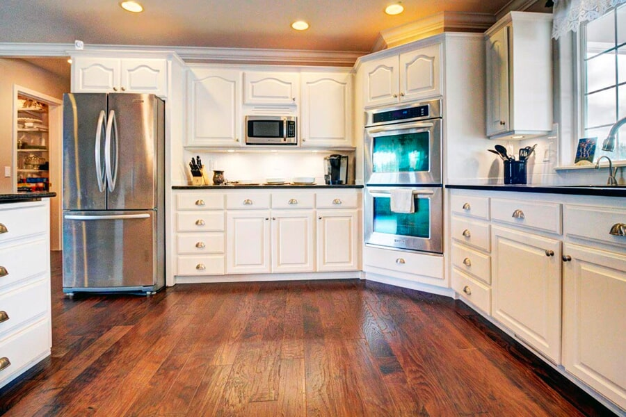 Cabinets from Morris Floors & Interiors in Deming, WA