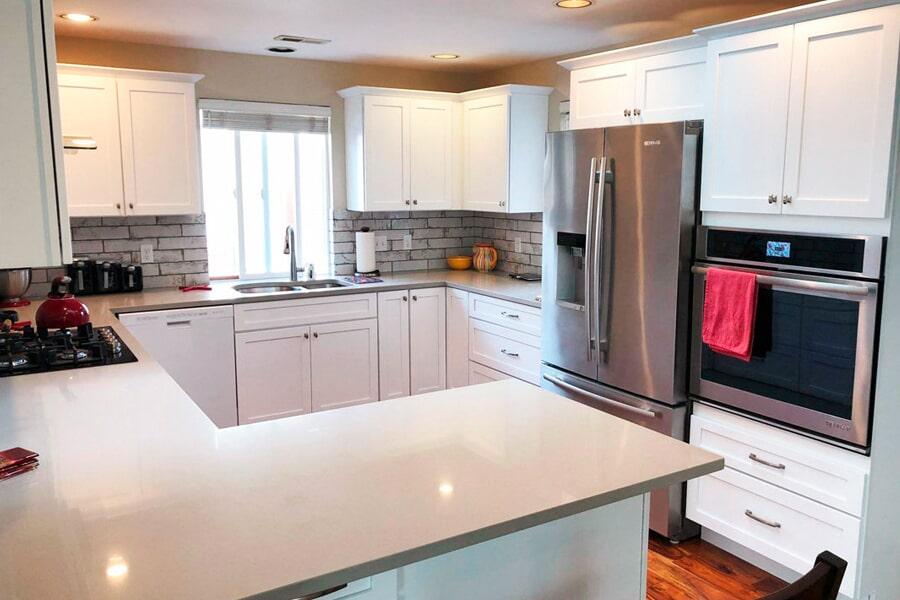 Cabinets from Morris Floors & Interiors in Burlington, WA