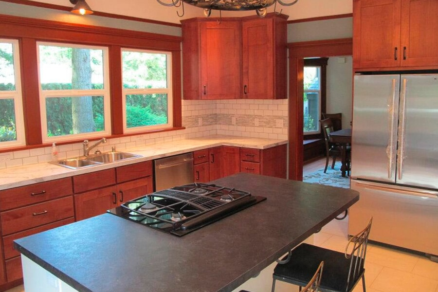 Cabinets from Morris Floors & Interiors in Ferndale, WA