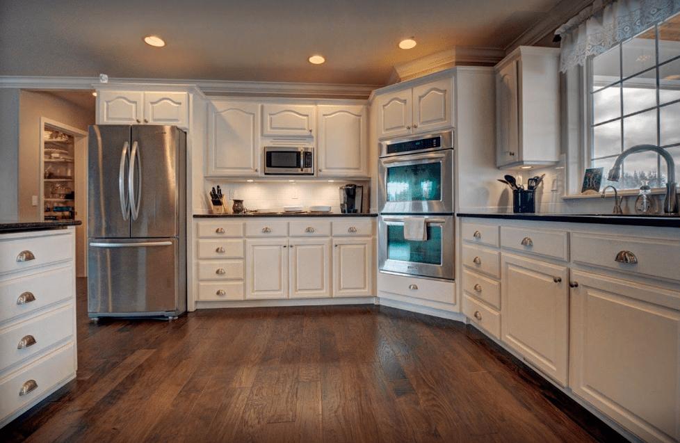 Hardwood from Morris Floors & Interiors in Burlington, WA
