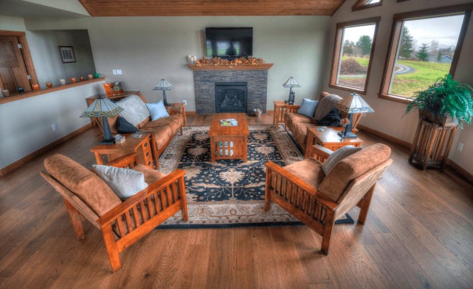 Luxury vinyl planks from Morris Floors & Interiors in Bellingham, WA