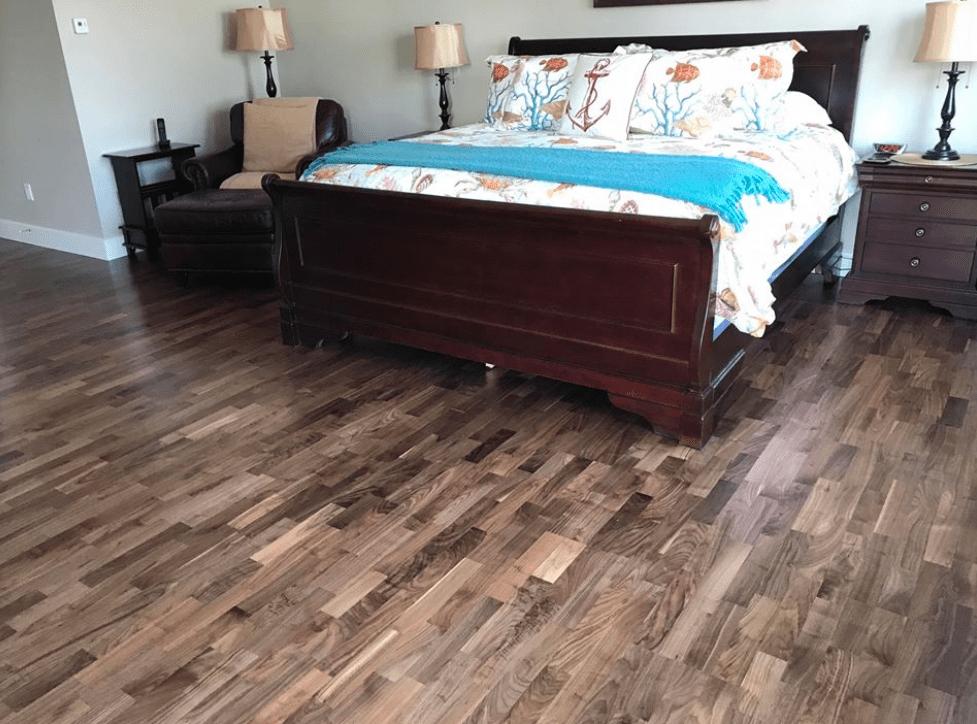 Hardwood flooring from Morris Floors & Interiors in Anacortes, WA