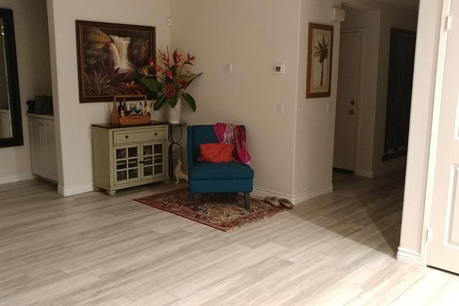 Luxury vinyl plank from Orion Flooring Inc in Redlands, CA