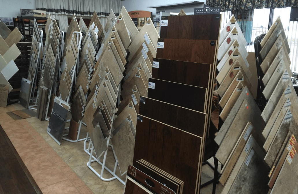 Choose from the top flooring brands for your West, TX home at H & R Carpet