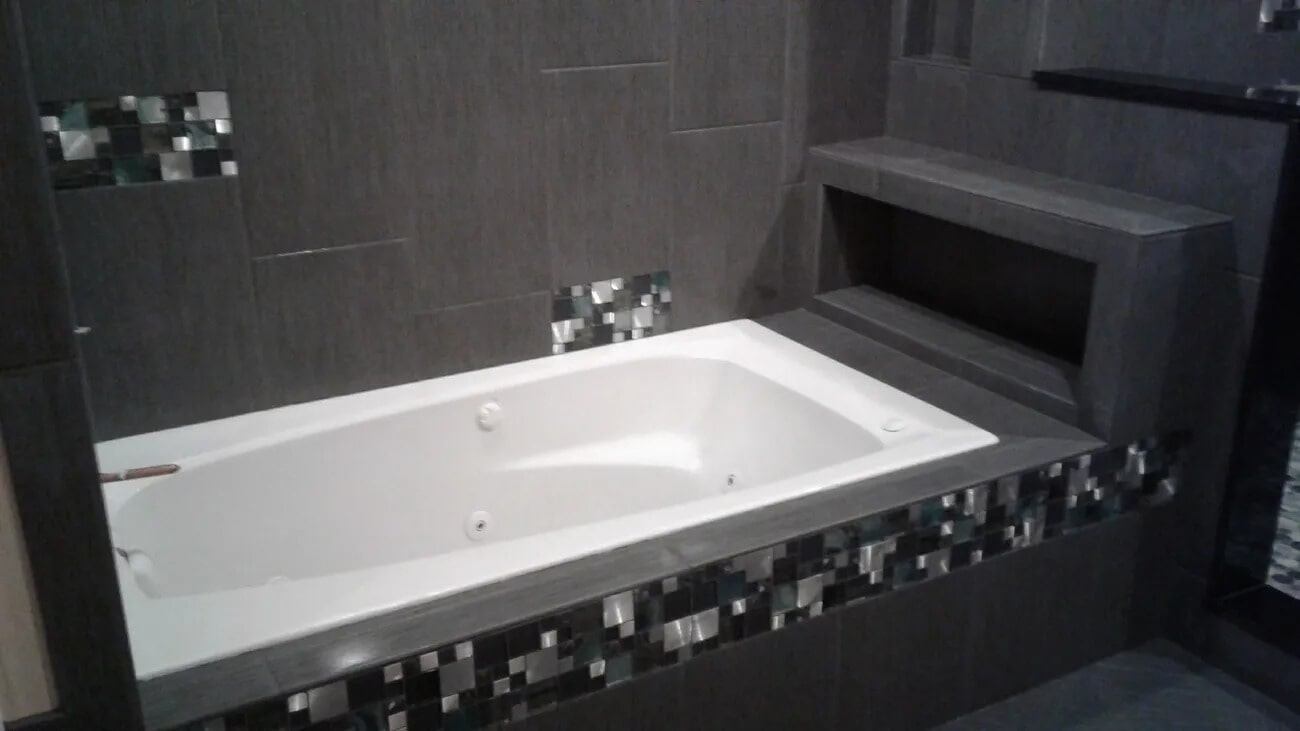 Bath tiles from Gaydos Flooring in Downingtown, PA