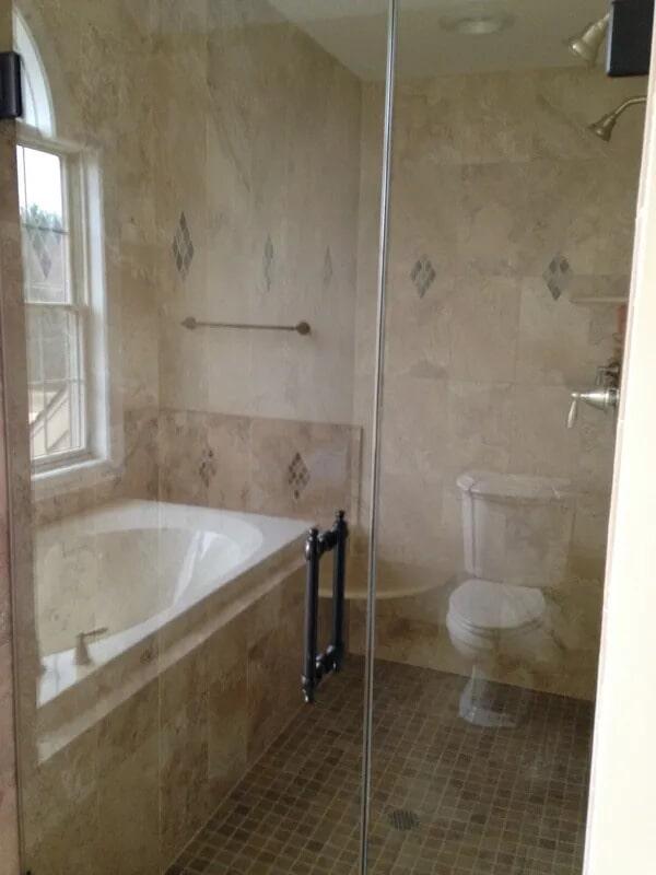 Bathroom tiles from Gaydos Flooring in Exton, PA