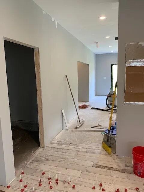 Hardwood flooring installation from Gaydos Flooring in Elverson, PA