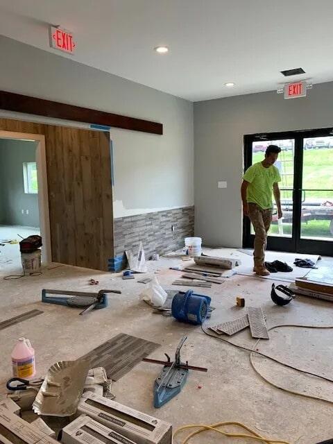 Flooring installation from Gaydos Flooring in Elverson, PA