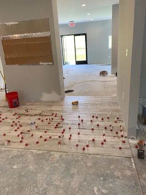 Flooring installation from Gaydos Flooring in Chester Springs, PA
