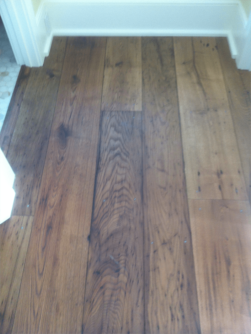Natural grain hardwood flooring in Clarksville, IN from Unique Flooring Solutions