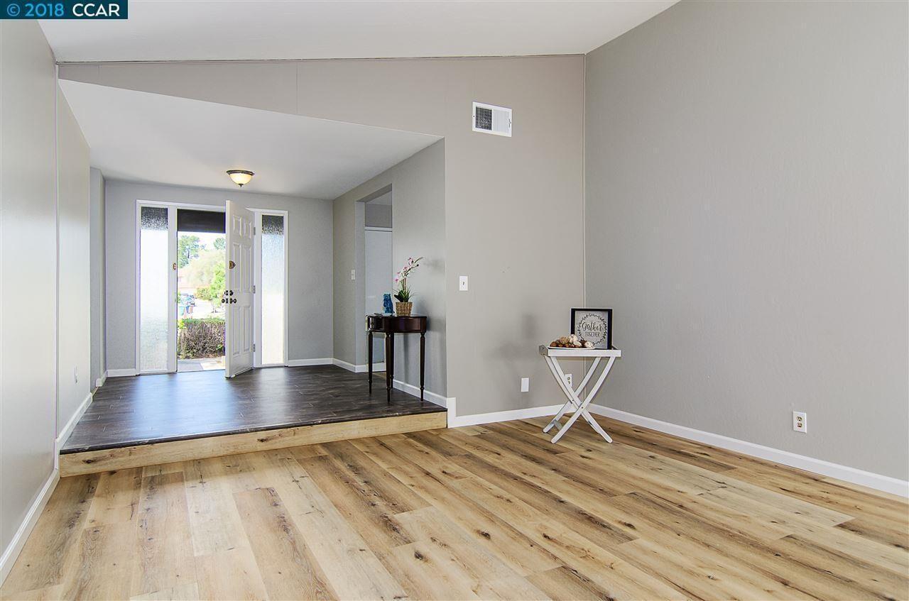 Hardwood flooring from Murphy Flooring in Lafayette, CA