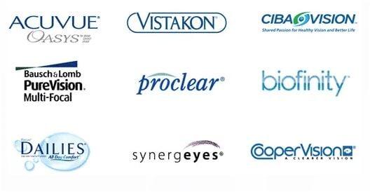 Contact Lenses logos