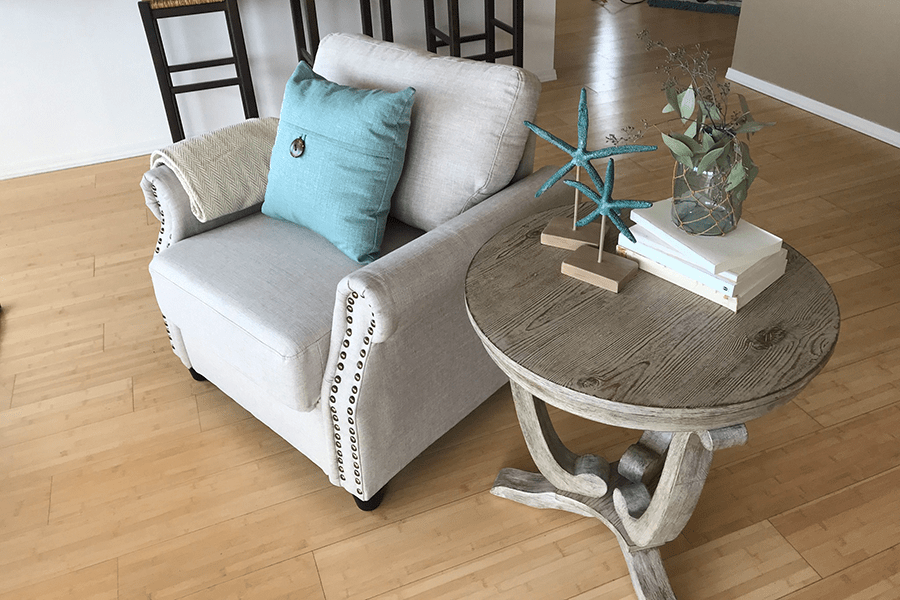 Wood flooring from Flooring Connections in Anacortes, WA