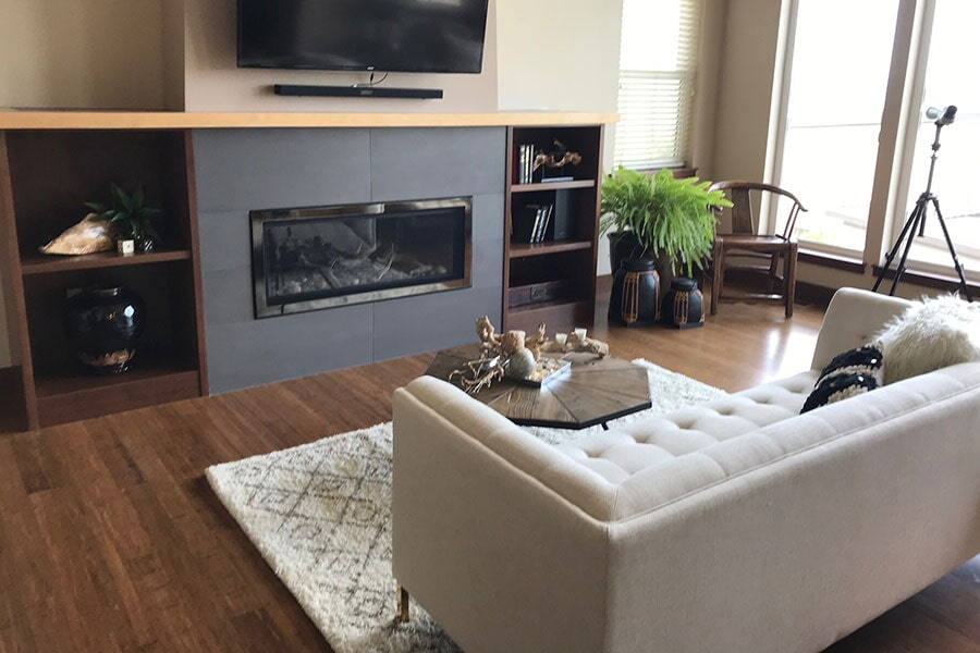 Hardwood from Flooring Connections in Oak Harbor, WA