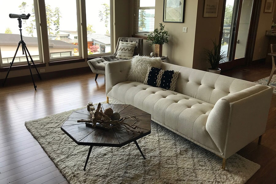 Area rug from Flooring Connections in Smokey Point, WA