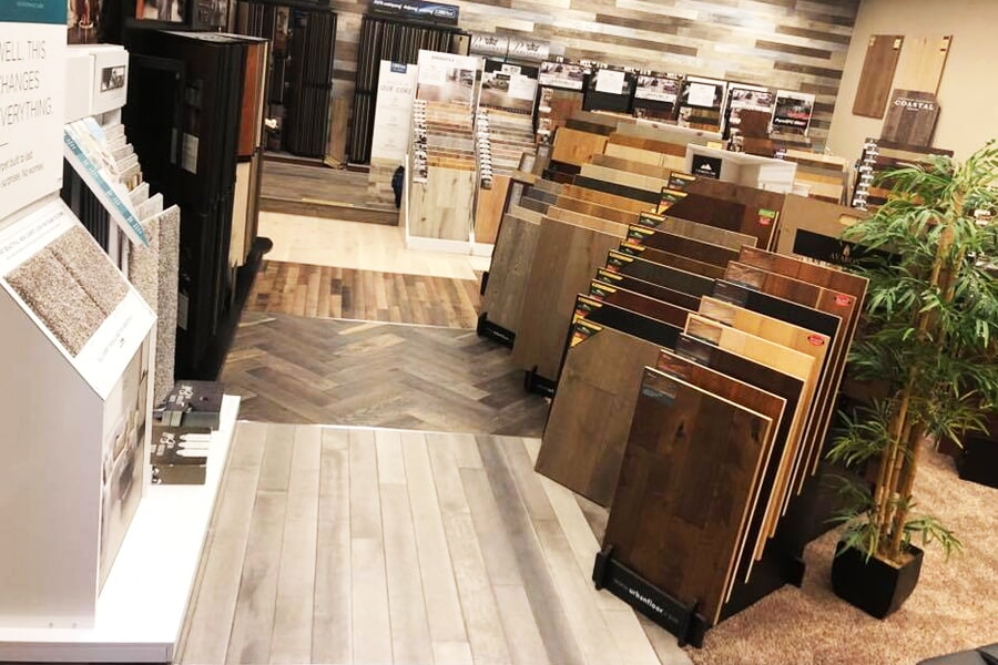 Options for your San Bernardino County home even cover our own floors at Hailo Flooring!