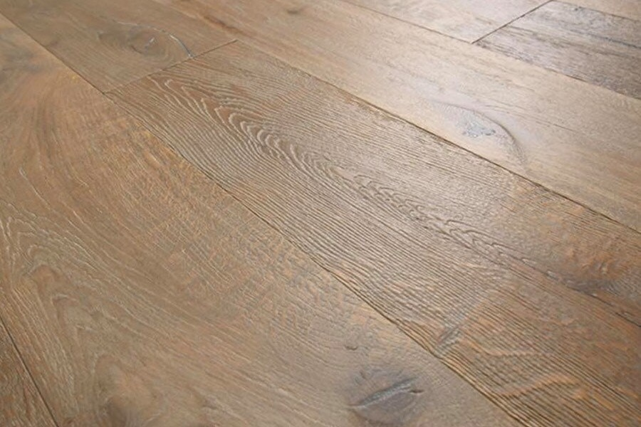 Contemporary wood flooring in Burnet, TX from HC Floors and More