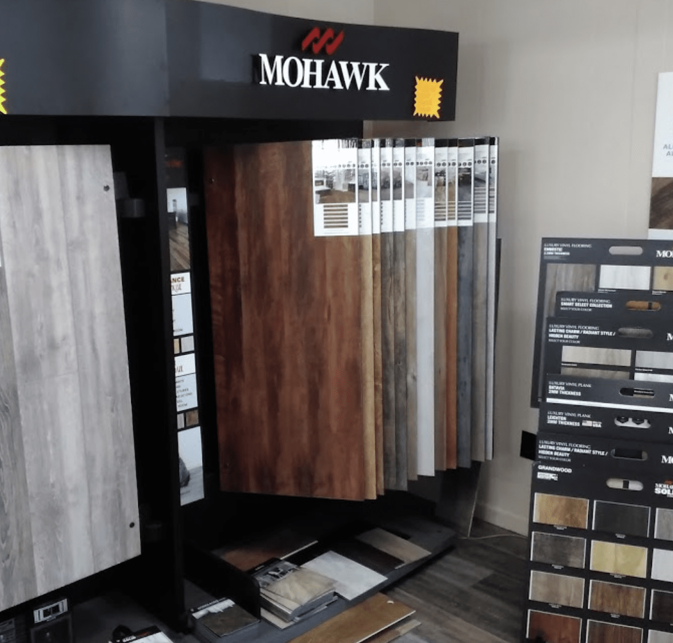Southern Flooring and Design showroom in Tallahassee, FL
