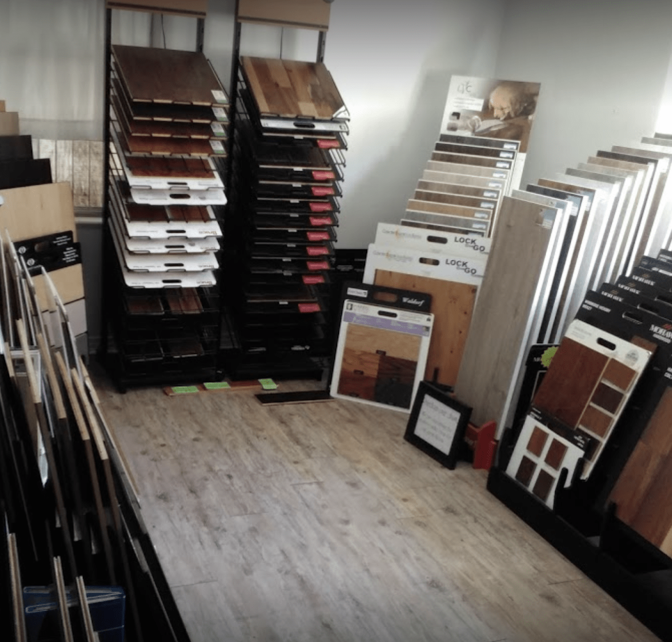 Southern Flooring and Design showroom in Crawfordville, FL