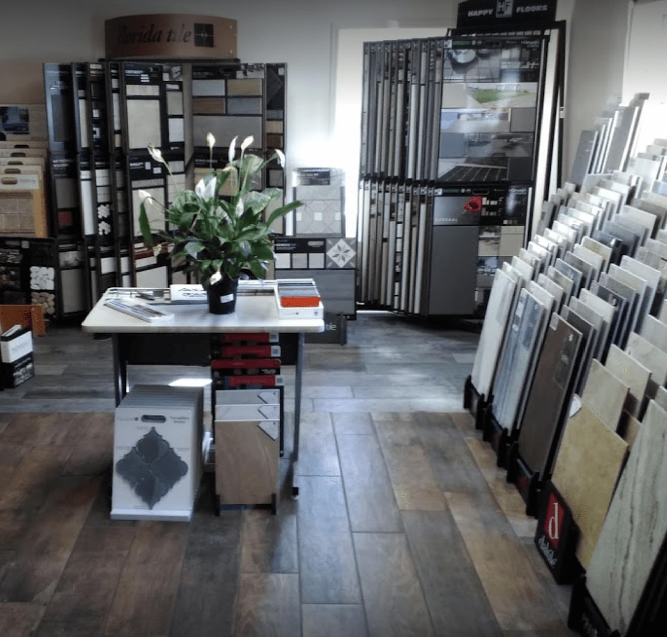 Southern Flooring and Design showroom in Wakulla Springs, FL