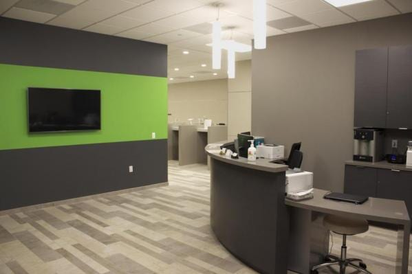Commercial flooring in Inland Empire from Hailo Flooring