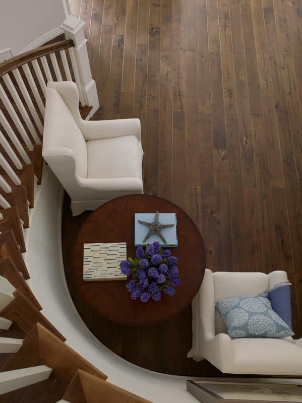 Custom flooring installation in San Bernardino County from Hailo Flooring