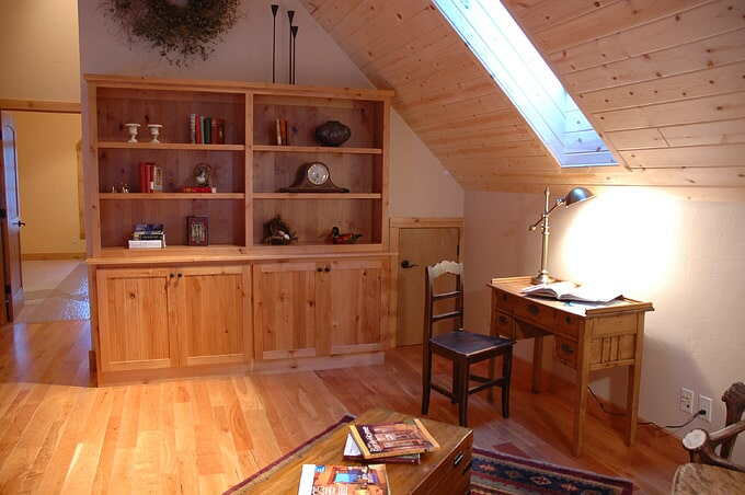 american cherry skilodge hardwood from Schmidt Custom Floors in Loveland, CO